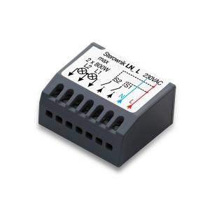 Odbiornik radiowy LNS_L Somfy RTS 230V