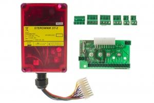 Sterownik ST2 (sterowanie + płytka łączeniowa) - bez nadajników