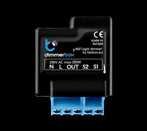 DimmerBox - sterownik do ściemniania oświetlenia 230V - WiFi