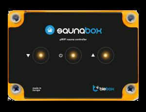 saunaBox - panel sterownania do saun - WiFi