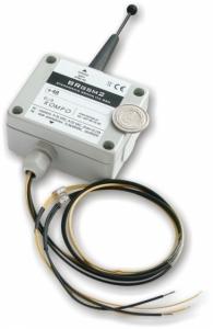BRGSM2 - Otwórz bramę i szlaban telefonem, inteligentny sterownik GSM 2000 użytkowników