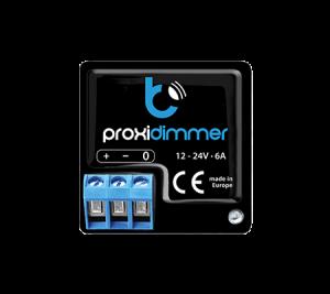 proxiDimmer - ściemniacz/wyłącznik LED