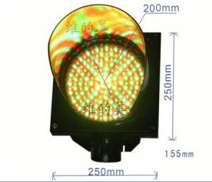 Semafor sygnalizacyjny LED 230V 200 mm