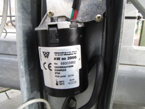 Mechanizm napędowy Wiśniowski W.E2041L