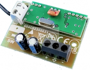 Odbiornik radiowy eLR5 FAAC