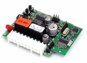 Odbiornik radiowy BFT CLONIX 2/128 dla pilotów MITTO