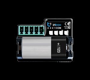 inBox - nadajnik WiFi do stosowania z przyciskami