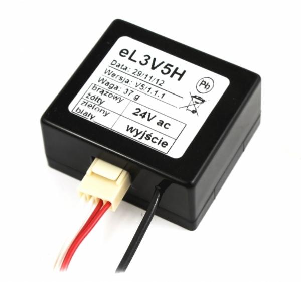 eL3V5H--Uniwersalny odbiornik jednokanałowy 433,92MHz MIDO WIŚNIOWSKI