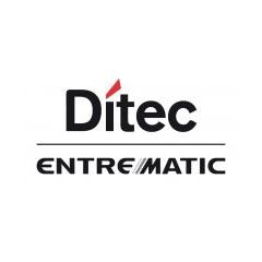 Piloty do bram DITEC