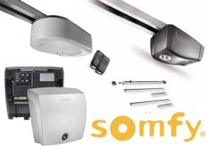 Części serwisowe SOMFY