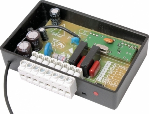 eLR2QTK-ster. rolet 2 kan., 32 pil., ELDRIM433MHz 230V