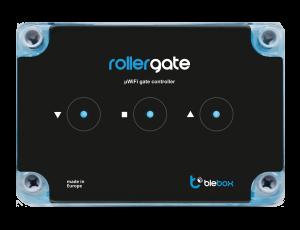 rollerGate - panel sterowania do bram rolowanych - WiFi