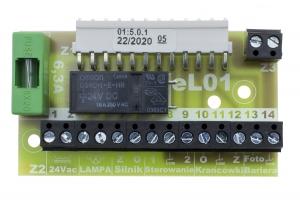 eL01 - Moduł łączeniowy do sterowników ST1