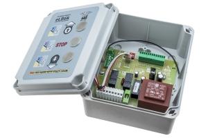 Sterownik eLB6THk 230VAC, bramy rolowane, 433,92MHz