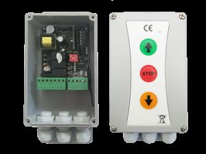 Sterownik rolet DASPI DS052C 736W 100-250V 433-868 MHz MULTI