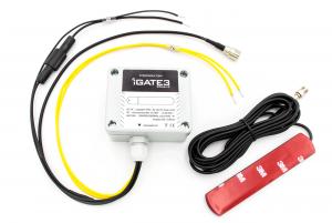 iGATE3 BRGSM2 full - Otwórz bramę i szlaban telefonem, inteligentny sterownik GSM 2000 użytkowników