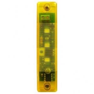 Sygnalizacja ostrzegawcza FLASH-IN z przerywaczem LED 12/24V