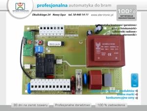 eL11H - Sterownik do bram przesuwnych 230V 800W