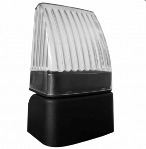 Lampa ostrzegawcza SNOD-LED-FULL 230V/24V/12V przeźroczysta