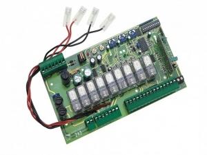 Centrala sterująca Came ZA3N z obudową i transformatorem