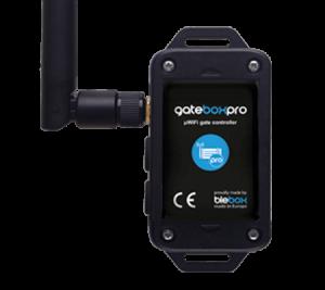 GATEBOXPRO Sterownik bram WiFi Android iOS