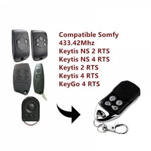 Pilot SOMFY Keytis, KeyGo, Telis