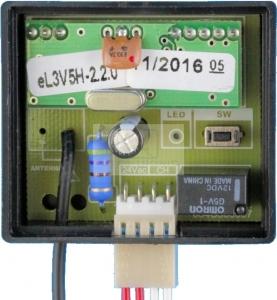 eL3V5RO-ROGER--Uniwersalny odbiornik jednokanałowy 433,92MHz