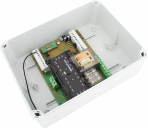 eL17H - Sterownik silnika 3x230V z manipulatorem o mocy < 4kW