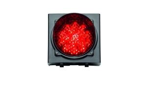 Lampa sygnalizacyjna LED, czerwona
