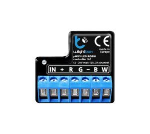 wLightBox - sterownik LED RGBW - WiFi