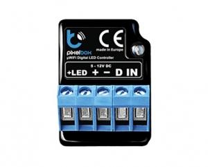 Sterownik pixelBox RGB LED 5V - 12V DC