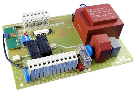 eL11E - Sterownik do bram przesuwnych 230V 800W