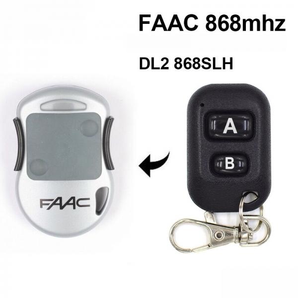 Pilot SMG FAAC 868