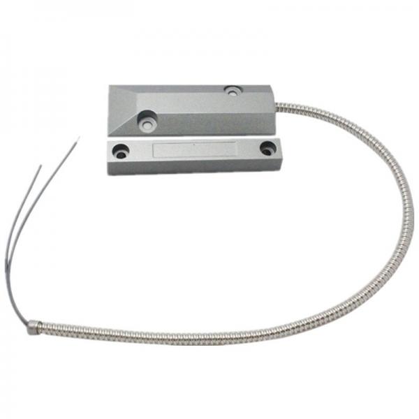 Przewodowy metalowy czujnik magnetyczny magnetyczny kontaktronowy