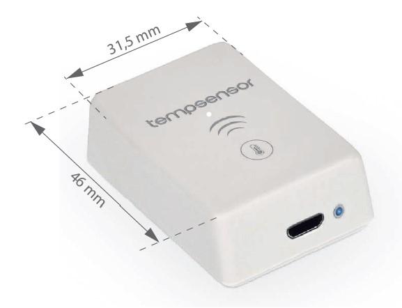 tempSensor - czujnik temperatury - WiFi