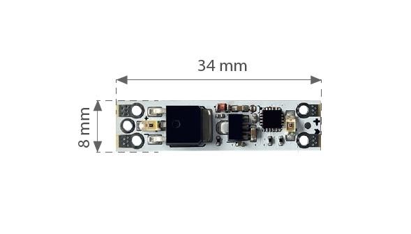 twilightSwitch - wyłacznik zmierzchowy LED