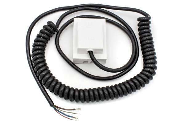 Przewód spiralny 4-stykowy do urządzeń starego typu